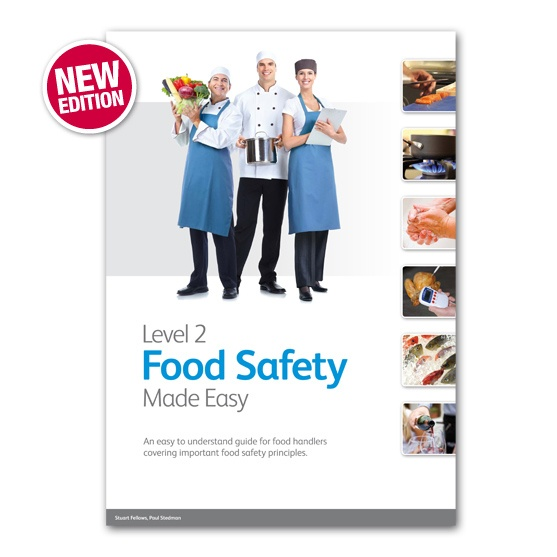 Level 2 Food Safety (Up to 12 candidates)